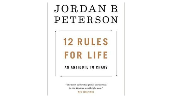 12 Rules for Life, review by Bill Montgomery